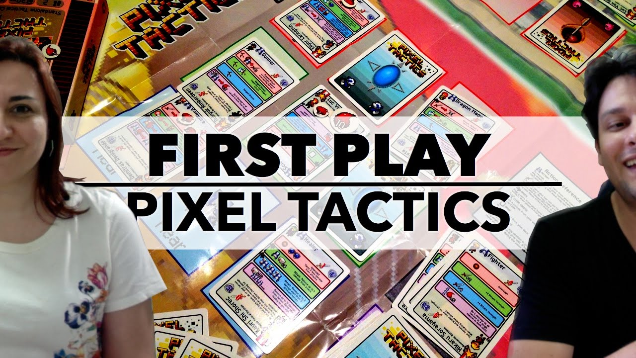 First Play: Pixel Tactics (2012)