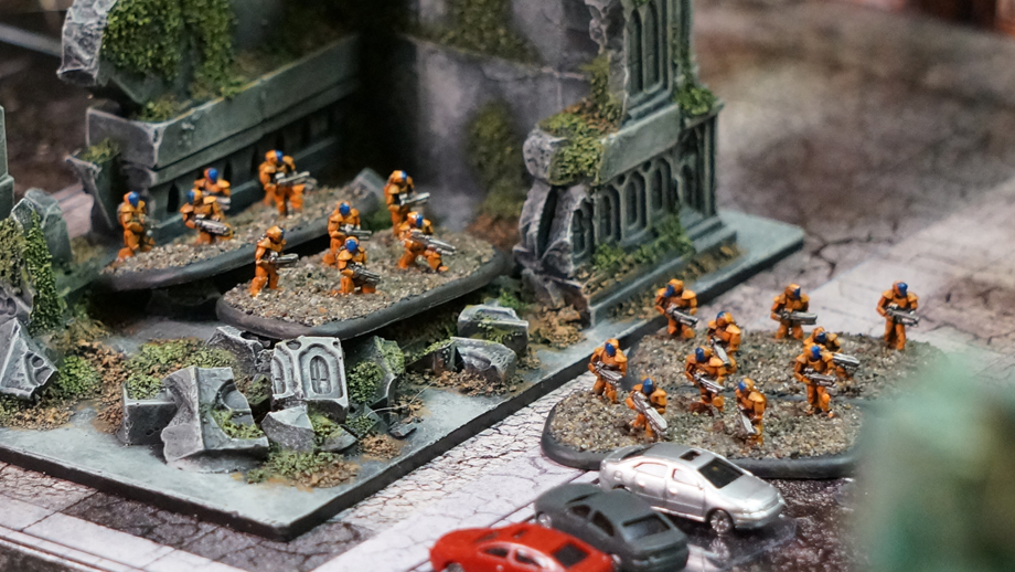 building a dzc army on a budget