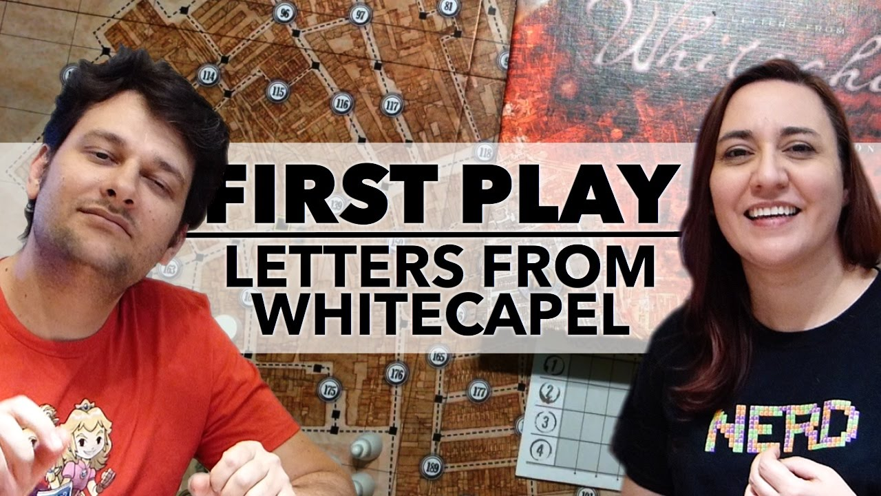 First Play: Letters from Whitechapel (2011)