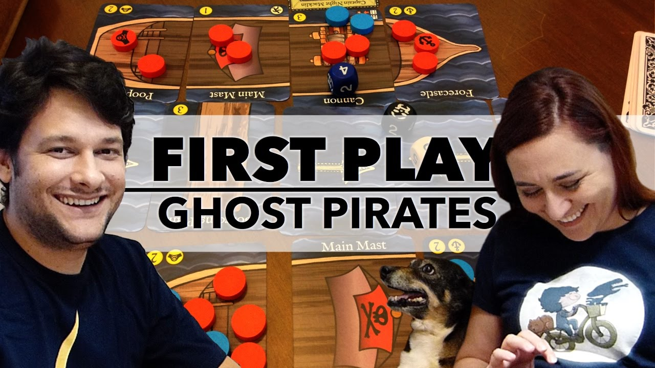 First Play: Ghost Pirates (2012)