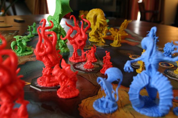 Cthulhu-Wars-In-Action