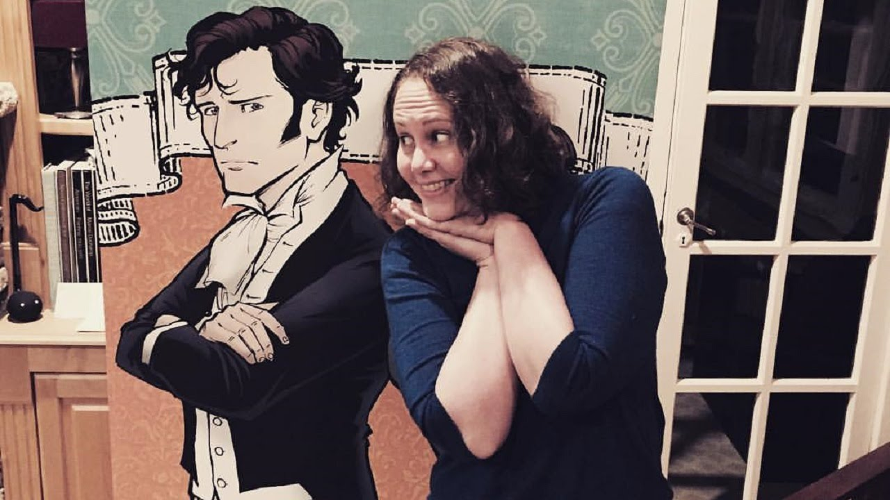 Marrying Mr Darcy (Gamehole Con 2015)