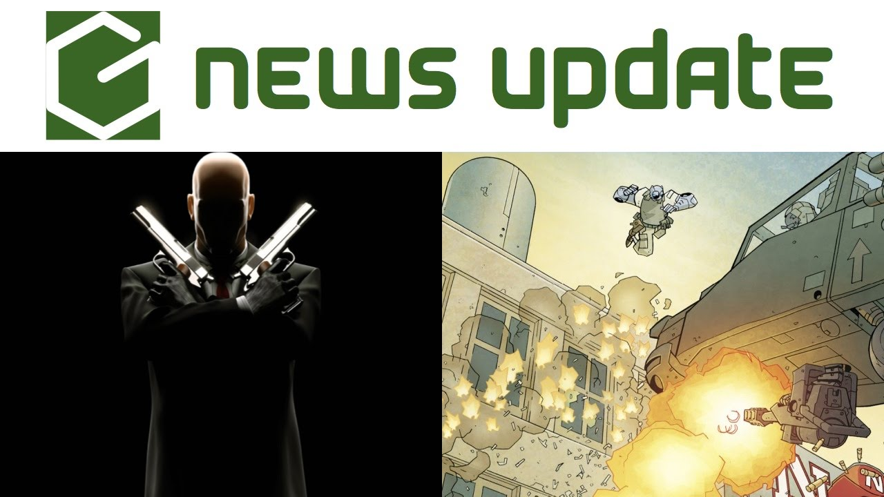 Gamerati News Update: 18 January 2016