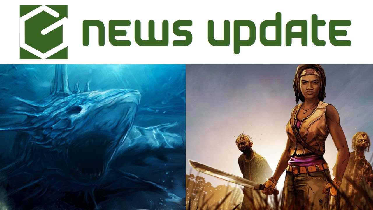 Gamerati News Update: 15 February 2016