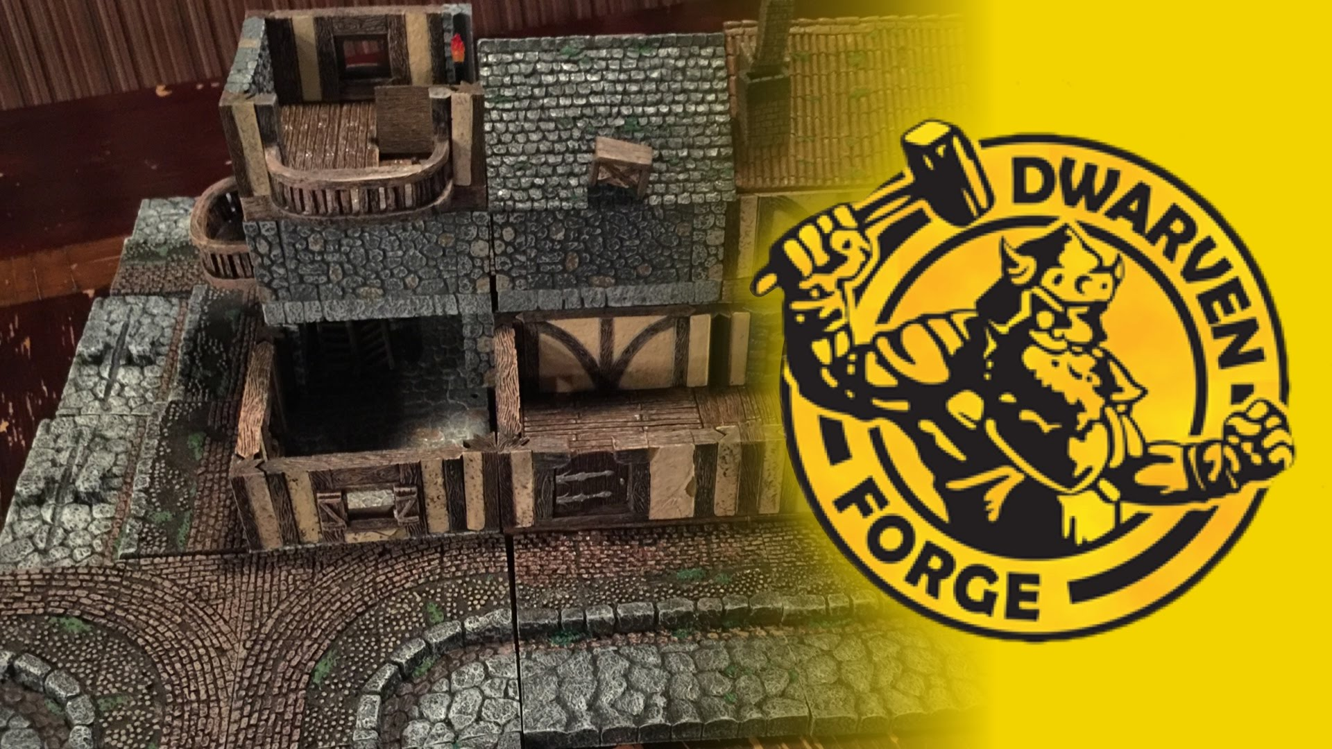Dwarven Forge Reactions
