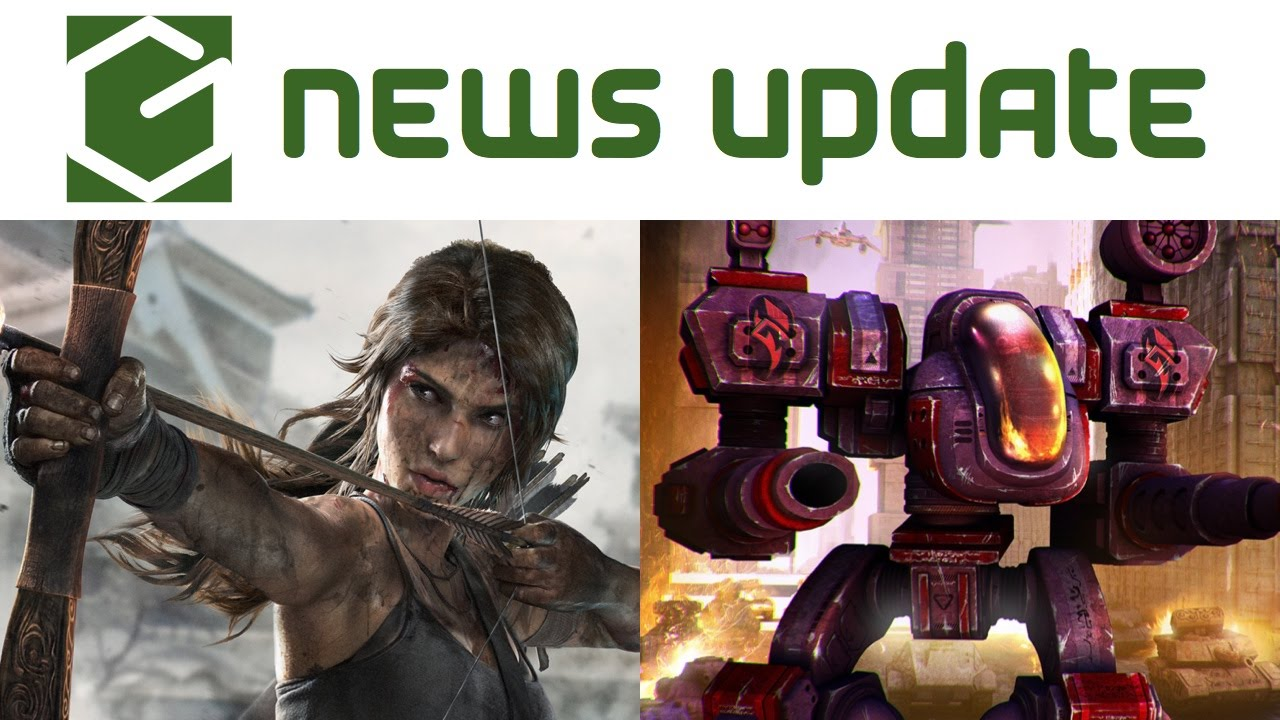 Gamerati News Update: 31 March 2016