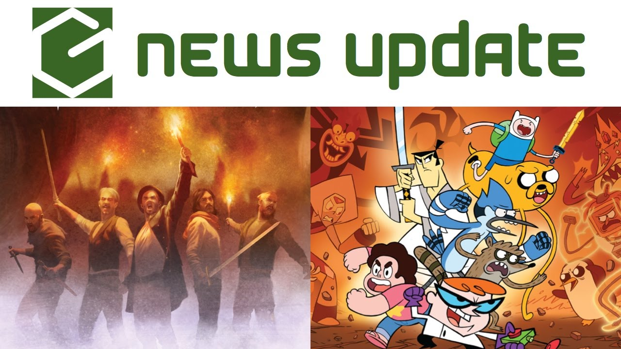Gamerati News Update: 14 April 2016