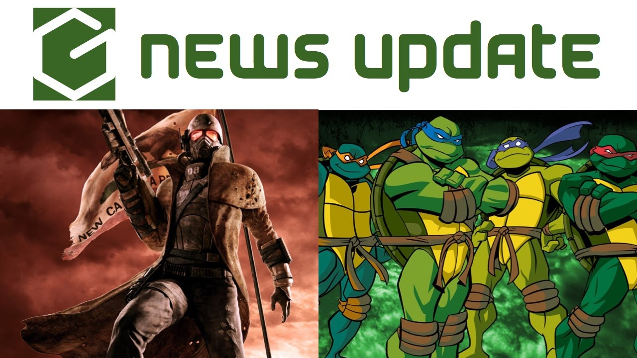 Gamerati News Update: 21 April 2016