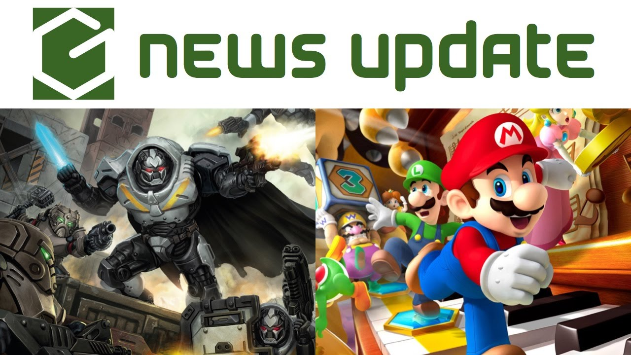 Gamerati News Update: 28 April 2016