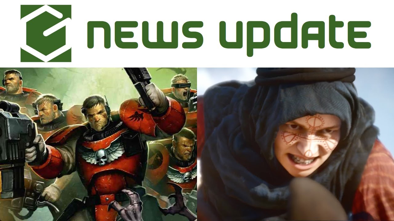 Gamerati News Update: 09 May 2016