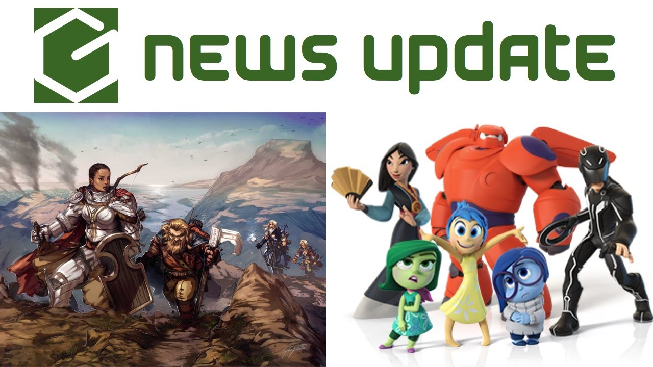 Gamerati News Update: 12 May 2016