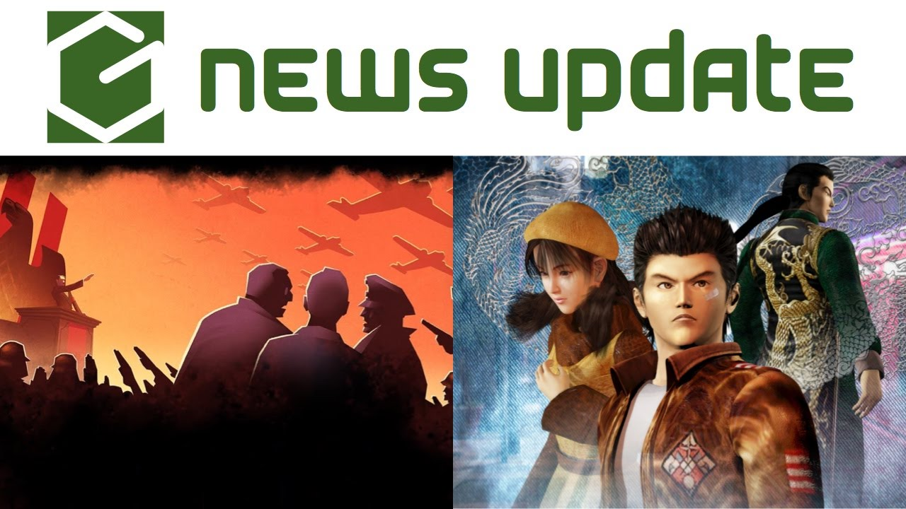 Gamerati News Update: 16 May 2016