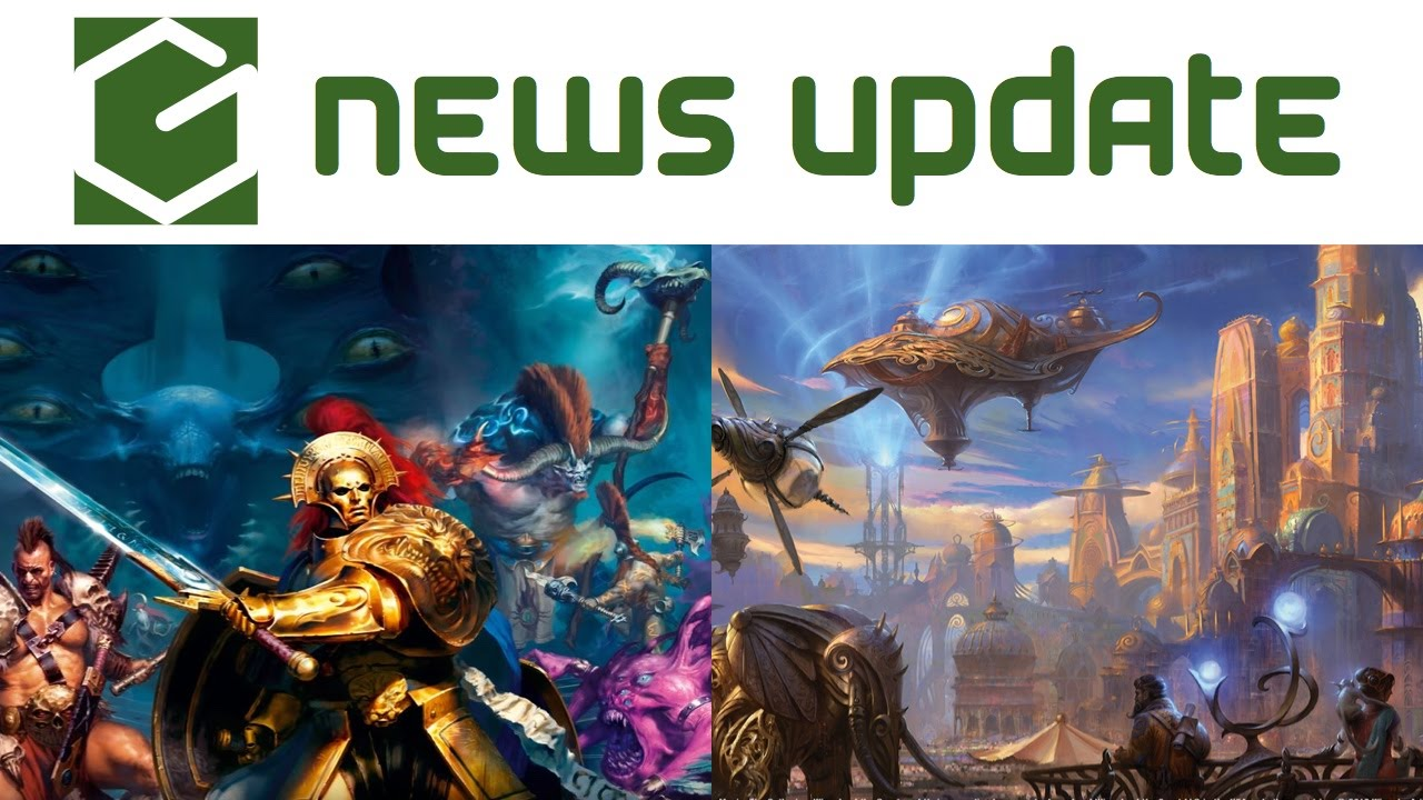 Gamerati News Update: 19 May 2016