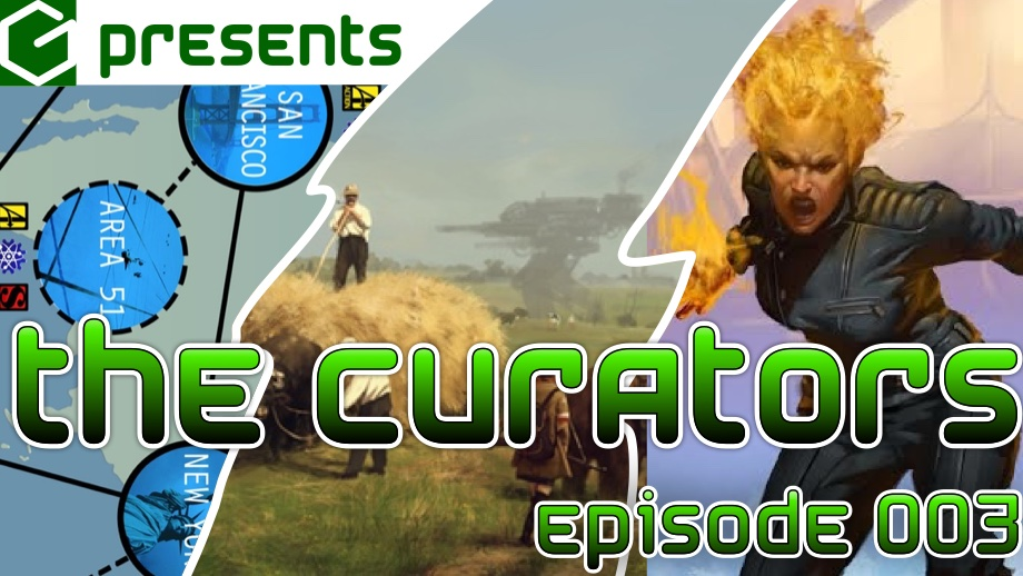 Gamerati's The Curators 003