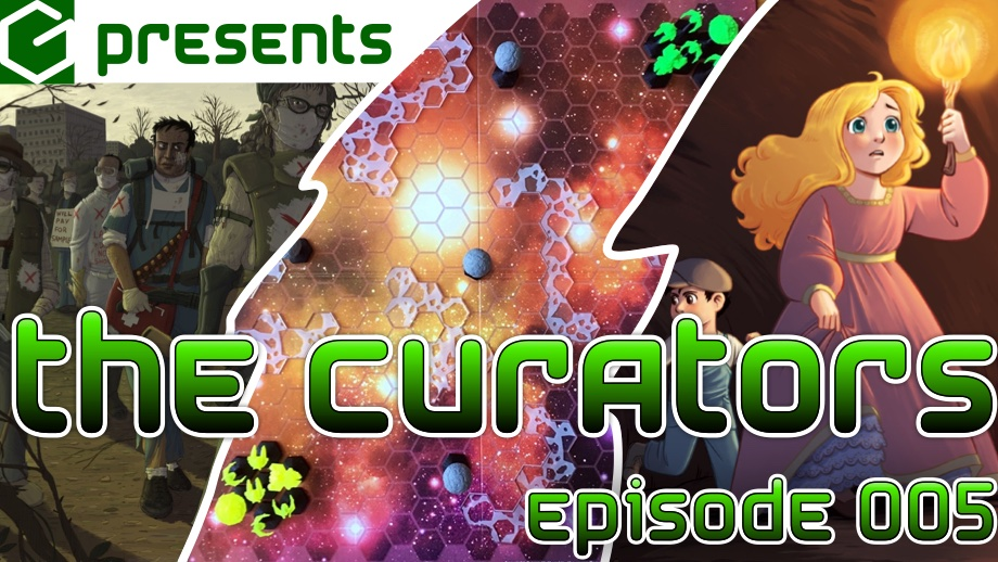 Gamerati's The Curators 005