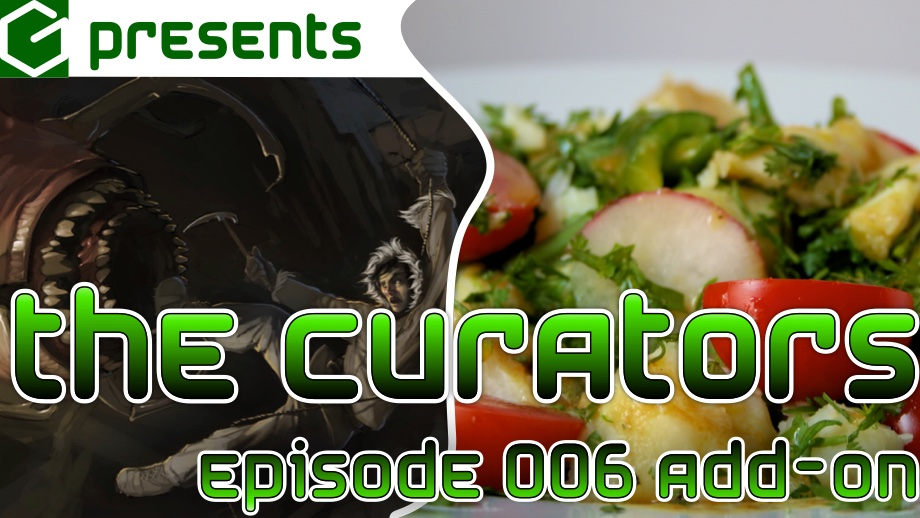 Gamerati's The Curators episode 006 add-on