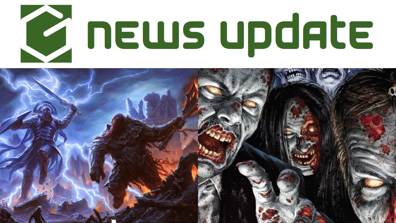 (Never)winter is coming (for PS4), Mayfair after Zombies!!!, & more! (Gamerati News Update)