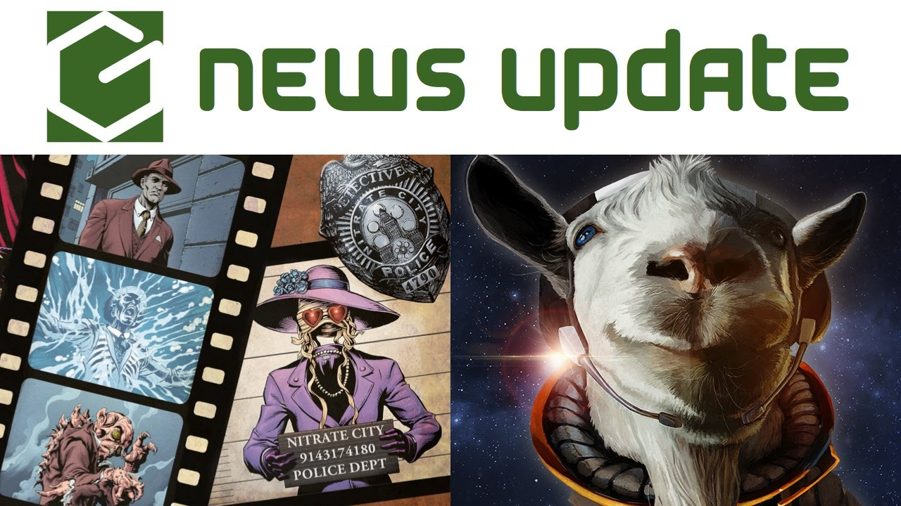 Pathfinder—and goats—in space!