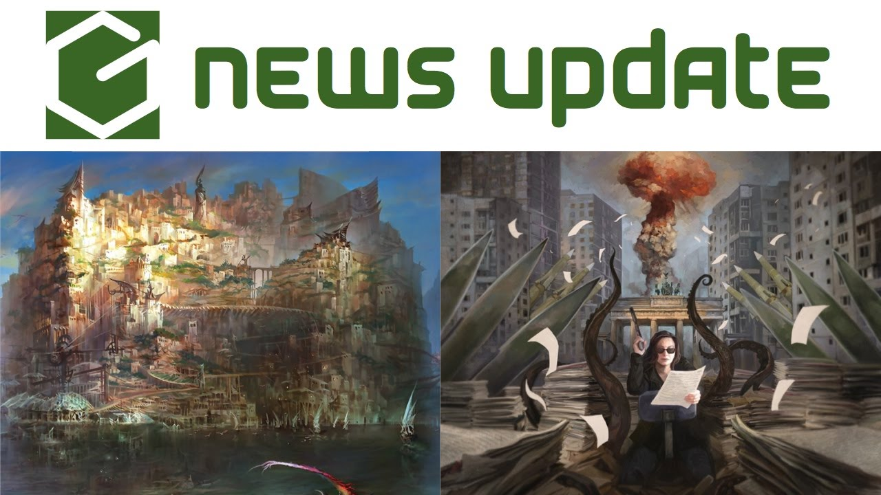 Spies vs Cthulhu, Hogwarts Battle & Torment RPG (Gamerati News Update)