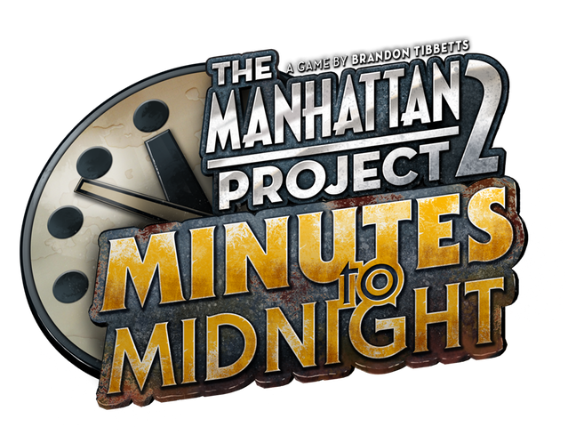 Minutes to Midnight logo